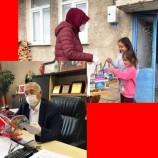 Saraydüzü Belediyesinden Çocuklara 23 Nisan Hediyesi…