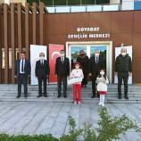 Boyabat'ta Şiir Yarışması Ödül Töreni Yapıldı…
