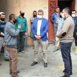 Başkan Çakıcı Çivi Fabrikası İşçileri İle Bir Araya Geldi…