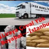 Boyabat'tan—İstanbul 1 Liraya Çuval Çuval Yük Taşıması Başladı….