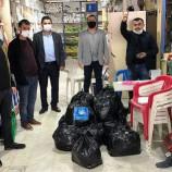 Boyabat Ülkü Ocaklarından Karantina Köylerine Gıda Yardımı