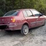 Jandarmanın Dur İhtarına Uymayan Otomobil Terk Edilmiş Bulundu…