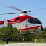 Vezirköprü'de Tarla Sahibi Ambulans Helikopterin İnmesine Müsaade Etmedi, Sinop'tan Ambulans Çıkarıldı…