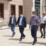 Sinop AK Parti İl Başkanı Giresunlu Yatırımları Yerinde İnceledi…