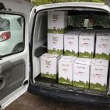 CHP'DEN 100 Aileye Gıda Kolisi Yardımı…