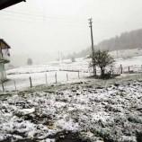 Boyabat'ta Yağmur , Yaylaya Kar Yağdı…
