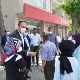 Başkan Ferhat Yıldız Gençlerle Sokakta Buluştu…