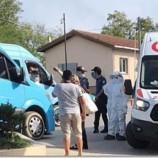 Sinop'ta Hastaneden Kaçan Şahsı Polis Yakaladı…