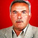 Sanayi Esnaflarından Mustafa Şimşek vefat etti..