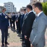 Sinop Valisi Erol Karaömeroğlu Göreve Başladı!…