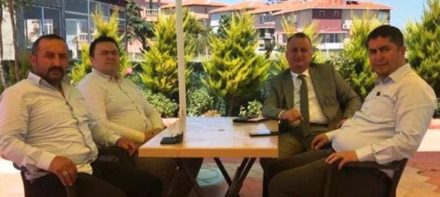 İktidar, Muhalefet , Bir Masa Oturup Sinop'u Konuştu…