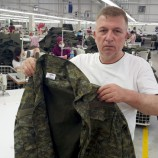 Bekçilerin kıyafetleri Sinop'ta üretildi…