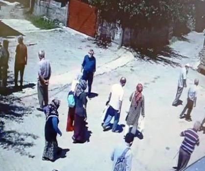 Köyde 6 Kamera Kayıta, Muhtar 24 Saat Görevde…