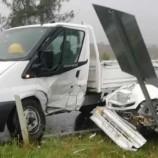 Samsun-Sinop yolunda kaza: 4 yaralı…