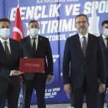 Sinop'a 19 Milyon Liralık Spor Yatırımı…