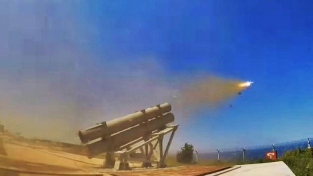 Sinop'ta Füzeler Peş Peşe Ateşlendi, Sesi Yunanistan'dan Duyuldu…