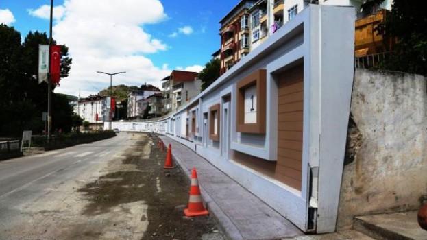 Yeni Mahalle Süsleme Çalışmaları Devam Ediyor…