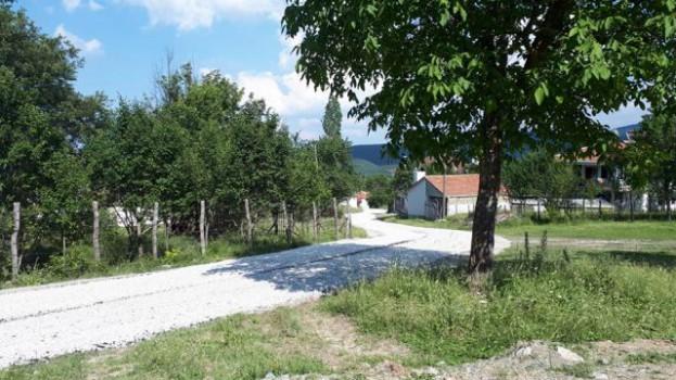 Boyabat'ta Köy Yolları Asfaltlama Çalışmaları Kaldığı Yerden Devam Ediyor, Asfaltsız Köy Yolu Kalmayacak…
