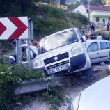 Gurbetçi Aile Kaza Yaptı, Tatil Zehir Oldu…