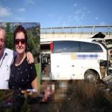İstanbul'daki Otobüs Kazasında Boyabatlı Mualla Sütçüoğlu (59) Hayatını Kaybetti….
