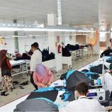 Durağan Tekstil Fabrikası Üretime Başladı, Bay—Bayan İşçi Aranıyor…
