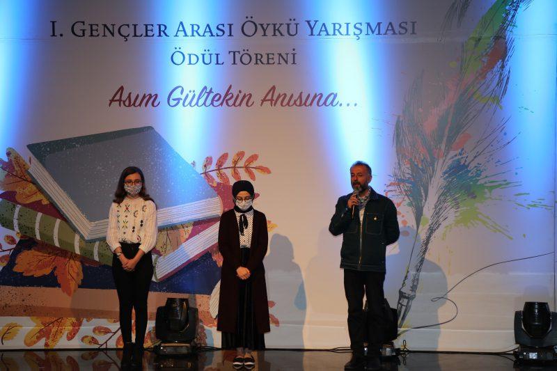 Boyabatlı Sündüs Yıldız Türkiye 3.'sü  Oldu