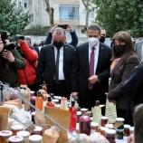 Sinop'un ilk kadın kooperatifi açıldı..