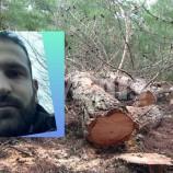 Ağacın Altında Kalan Adam Yaşamını Kaybetti…