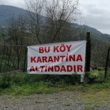 Cenaze Sonrası, Köy Karantinaya Alındı…