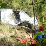 Otomobil Uçuruma Yuvarlandı, 24 Yaşındaki Genç Hayatını Kaybetti…