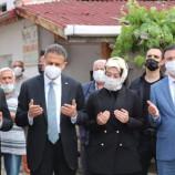 Sinop'ta İl Özel İdaresi Tarafından 2021 Yılı Asfalt Sezonunu Dualarla Başladı…