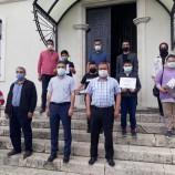 Boyabat'ta Ramazan Manisi Yarışmasında Dereceye Diren Öğrenciler Ödüllerini Aldı…