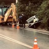 Otomobil Şarampole Girdi, 71 Yaşındaki Sürücü Hayatını Kaybetti…