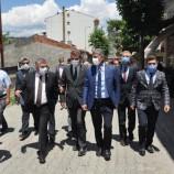 Kültür Ve Turizm Bakan Yardımcısı Boyabat'a Geldi..