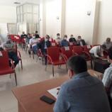 Boyabat'ta Okul Müdürleri Telafi İçin Toplandı …
