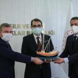 Enerji Ve Tabii Kaynaklar Bakanı  Dönmez Sinop'a Geliyor…