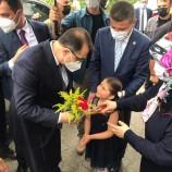 Enerji ve Tabi Kaynaklar Bakanı Dönmez Boyabat'ta Daldal Ailesini Ziyaret Etti, İş Adamları İle Bir Araya Geldi…