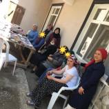 Boyabat'ta İYİ Kadınlar Mahalle Mahalle Geziyor…