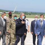 Bakan Hulusi Akar Ve Kuvvet Komutanları Sinop'ta..