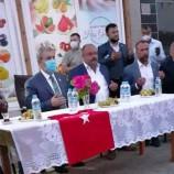 Muhtar Cemil Başoğlu ; Köyümüz İlk Defa Bir Genel Başkan Tarafından Ziyaret Edilmiştir…
