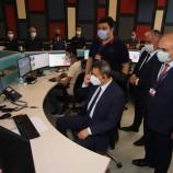 Sinop' ta 112 Acil Çağrı Merkezi Hizmete Girdi…