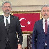 BBP Genel Başkanı Destici Sinop'a Geliyor …