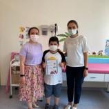 Boyabat'ta Minik Yusuf'tan Doktoruna Örnek Teşekkür…