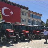 Boyabat Erbey Otomotiv ERKUNT Bayii Samsun Vezirköprü Şubesi Hizmete Açıldı..