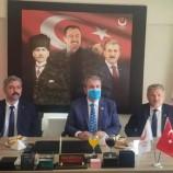 BBP Sinop'ta 9 Da 9 Yaptı…
