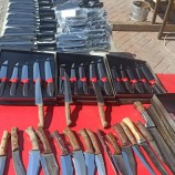 Boyabat Bıçaklarına Büyük İlgi, (Yerli İmalat) Yerli Sermaye, Yılmaz Bıçakları..