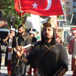 Boyabat'ta Mehteran Gösterisi Nefes Kesti…