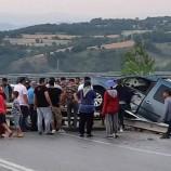 Saraydüzü-Kargı yolunda Trafik Kazası, Aynı Aileden 5 Yaralı….
