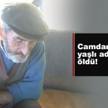 Evinin Camından Düşen Yaşlı Adam Hayatını Kaybetti…