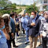 DEVA Partisi Genel Başkanı Ali Babacan Sinop'ta